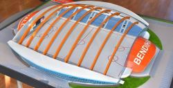 Стадион «Енисей» в Красноярске реконструируют почти за 3 млрд рублей