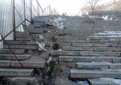 Одесса может остаться без Потемкинской лестницы