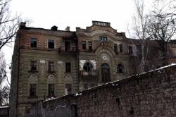 Руина. Кличко не желает беречь остатки культурного наследия Киева