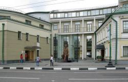 Проект памятника А.И. Солженицыну