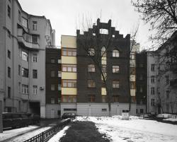 Реконструкция жилого дома в Чистом переулке