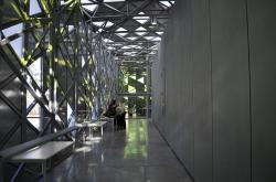 Центр дизайна в Сент-Этьене. 2009. Фото: Ronicco via  Wikimedia Commons. Лицензия Attribution-ShareAlike 3.0 Unported (CC BY-SA 3.0)