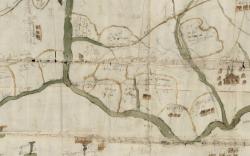 Чертежи XVI-XVII веков опубликованы на сайте Архива древних актов