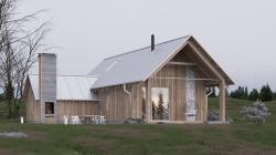 Серия частных жилых домов «Русский стиль»