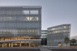 Штаб-квартира банка Crédit Mutuel de Loire-Atlantique Centre-Ouest