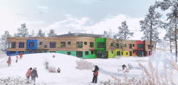 Детский сад в г. Белоярский