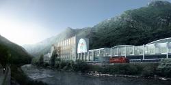 Завод по производству минеральной воды San Pellegrino