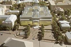 Для чего расширяется Пушкинский музей?