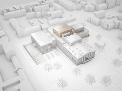 Представители Дэвида Чипперфильда выберут площадку для строительства театра