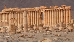Руины руин. Какие памятники «Исламское государство» разрушило в древней Пальмире