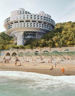 Космос, которого нет: футуристическая архитектура позднего СССР