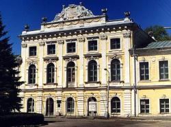 Дворцовая тайна (В Твери - реконструируют Императорский Путевой дворец)