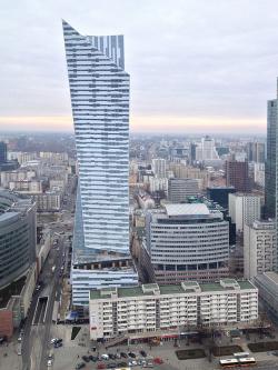 Башня Złota 44