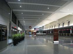 Терминал А Международного аэропорта Логана