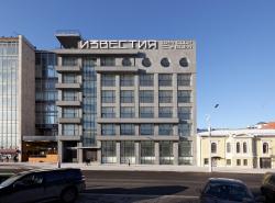 Реставрация здания газеты «Известия»