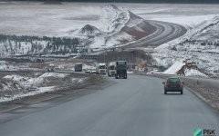 Татарстан начнет строительство строительства дорог из бетона
