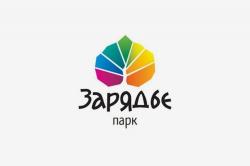 Пристал как банный лист: изучаем новый логотип парка «Зарядье»