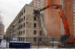 Союз московских архитекторов выступил категорически против сноса пятиэтажек в столице