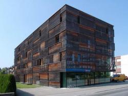 Отделение банка BTV в Вольфурте