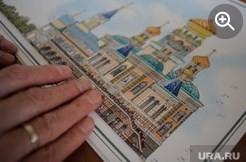 Власти Екатеринбурга согласовали обновленный проект Храма на воде