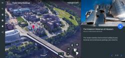 В Google Earth появились экскурсии по постройкам Захи Хадид и Фрэнка Гери