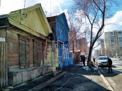 Неприглядные районы Самары спрячут за двухметровым забором