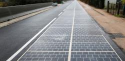 В Канаде построят первый в мире тротуар из солнечных плиток