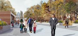 Московское архитектурное бюро разработало проект благоустройства хабаровского парка «Динамо»