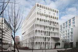 Комплекс социального жилья Arches Boulogne