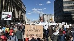 Иван Медведев: «Законопроект о реновации – это юридический уродец»