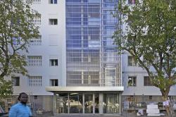 Реконструкция корпусов G, H, I комплекса Cité du Grand Parc