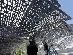 Норман Фостер объединяет свои архивы и искусство под одной крышей в Мадриде