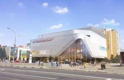 Реконструкция кинотеатра «Байконур»