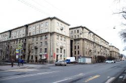 Ленинград. Крупноблочные дома в квартале №21