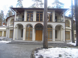 Residential country house, Zhukovka village, 15