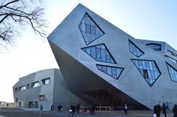 Центральный корпус Люнебургского университета Leuphana