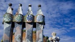 Архитектурные шедевры Гауди