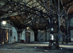 Уникальные металлические конструкции на территории бывшего Нижегородского порта будут сохранены на существующем месте