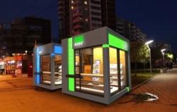 В Екатеринбурге для остановок и киосков разработан единый дизайн