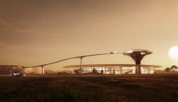 Кампус Zeus компании Faraday Future