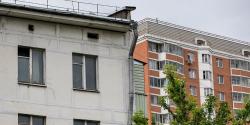 Мэрия Москвы назвала первые два участка под реновацию