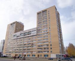 Жилой дом на ул. Бакинских Комиссаров
