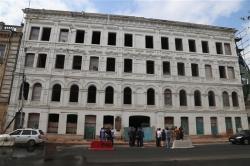В Самаре возобновляется реставрация здания бывшего Коммерческого клуба