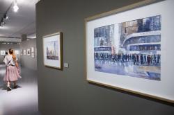 Открылась выставка главного архитектора Москвы