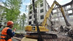 В Москве снесут 5 144 дома