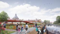 Проект реконструкции Тульской набережной