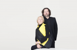 Маша Вич-Космачёва и Стюарт Вич. Фото © Markus Rössle