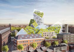 Жилой комплекс Nieuw Bergen