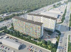 Гостиничный комплекс в Строгино