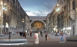 Переход на пешеходов: Большую Морскую улицу скоро благоустроят